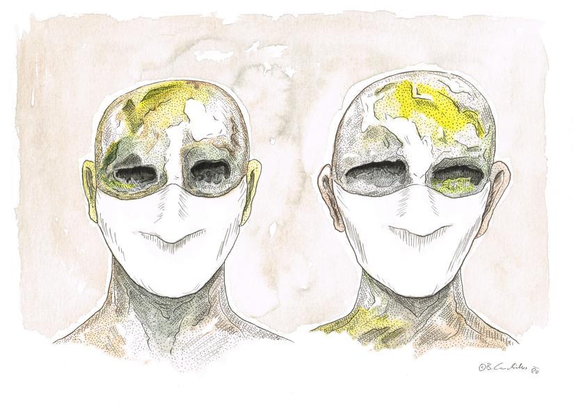 Bjoern Candidus - THE CORONA BROTHERS