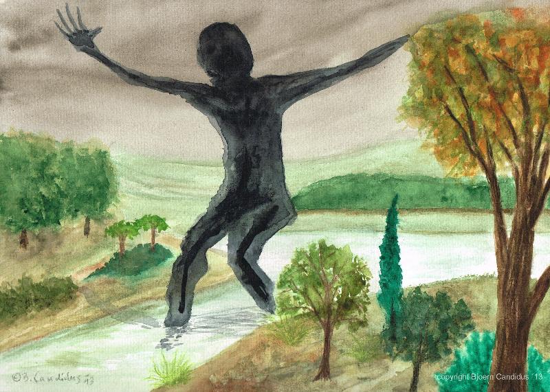 Bjoern Candidus - DIE BEFREIUNG