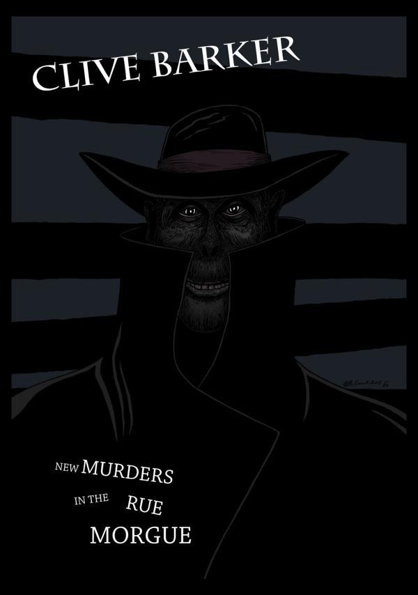 Bjoern Candidus - NEW MURDERS IN THE RUE MORGUE