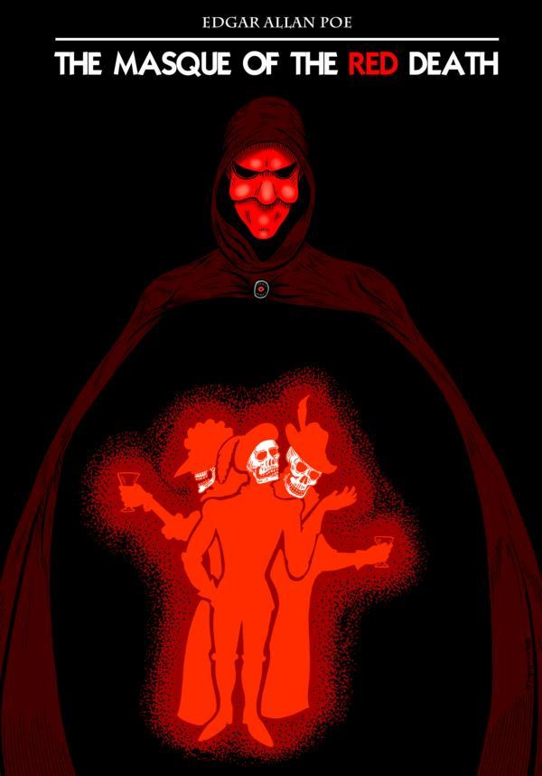 Bjoern Candidus - Edgar Allan Poe - THE MASQUE OF THE RED DEATH