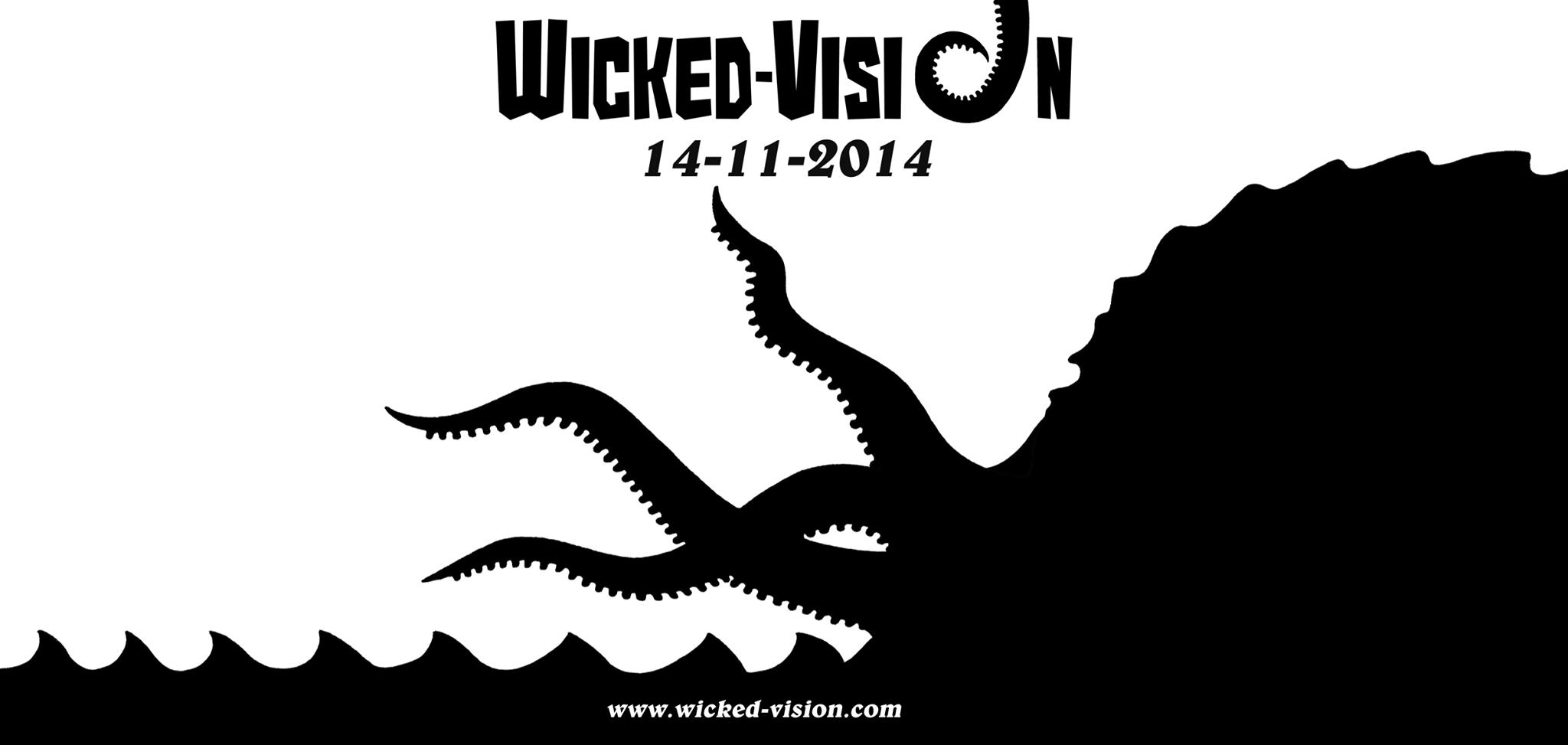 Werbung für Wicked-Vision