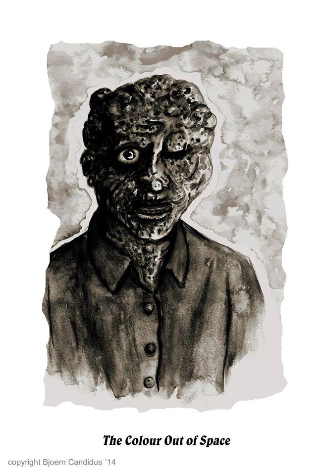 Postkarten für Wicked-Vision