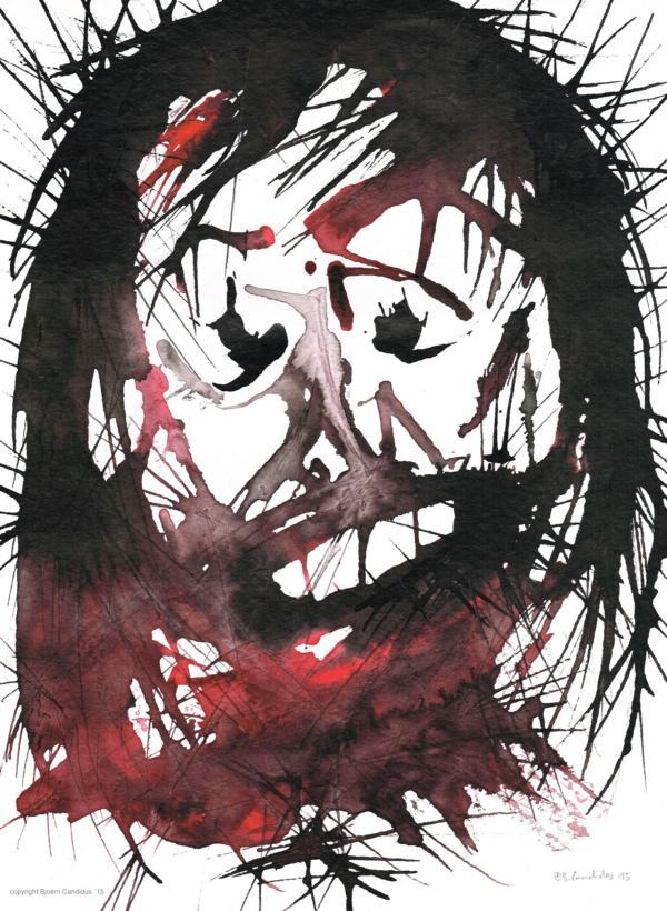 Bjoern Candidus - SIE WAR DER VERSUCHS-JESUS NR. 4