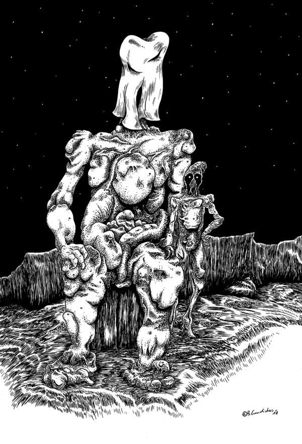 Bjoern Candidus - DIE LIEBENDEN DER NEUEN WELT