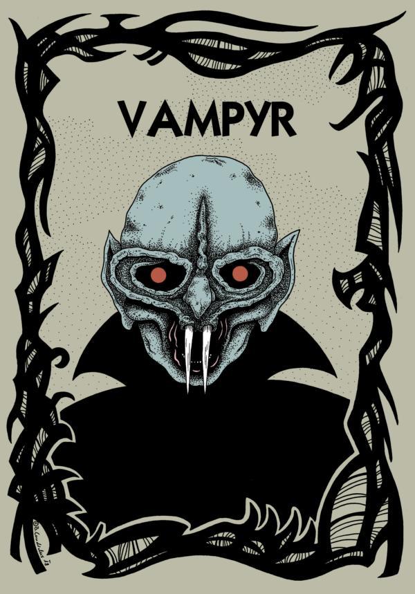 Bjoern Candidus - VAMPYR