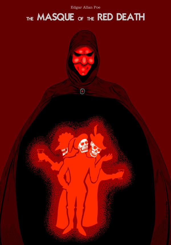 Bjoern Candidus - THE MASQUE OF THE RED DEATH