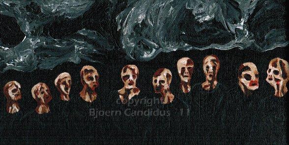 Bjoern Candidus - WARTEN AUF DAS GROSSE NICHTS