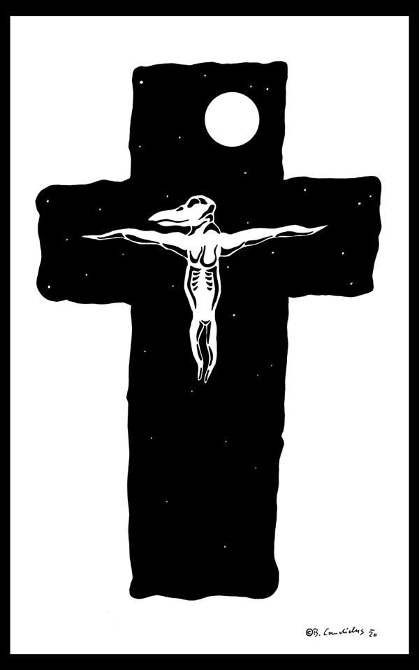 Bjoern Candiidus DER ORNITHOLOGEN-JESUS 2020